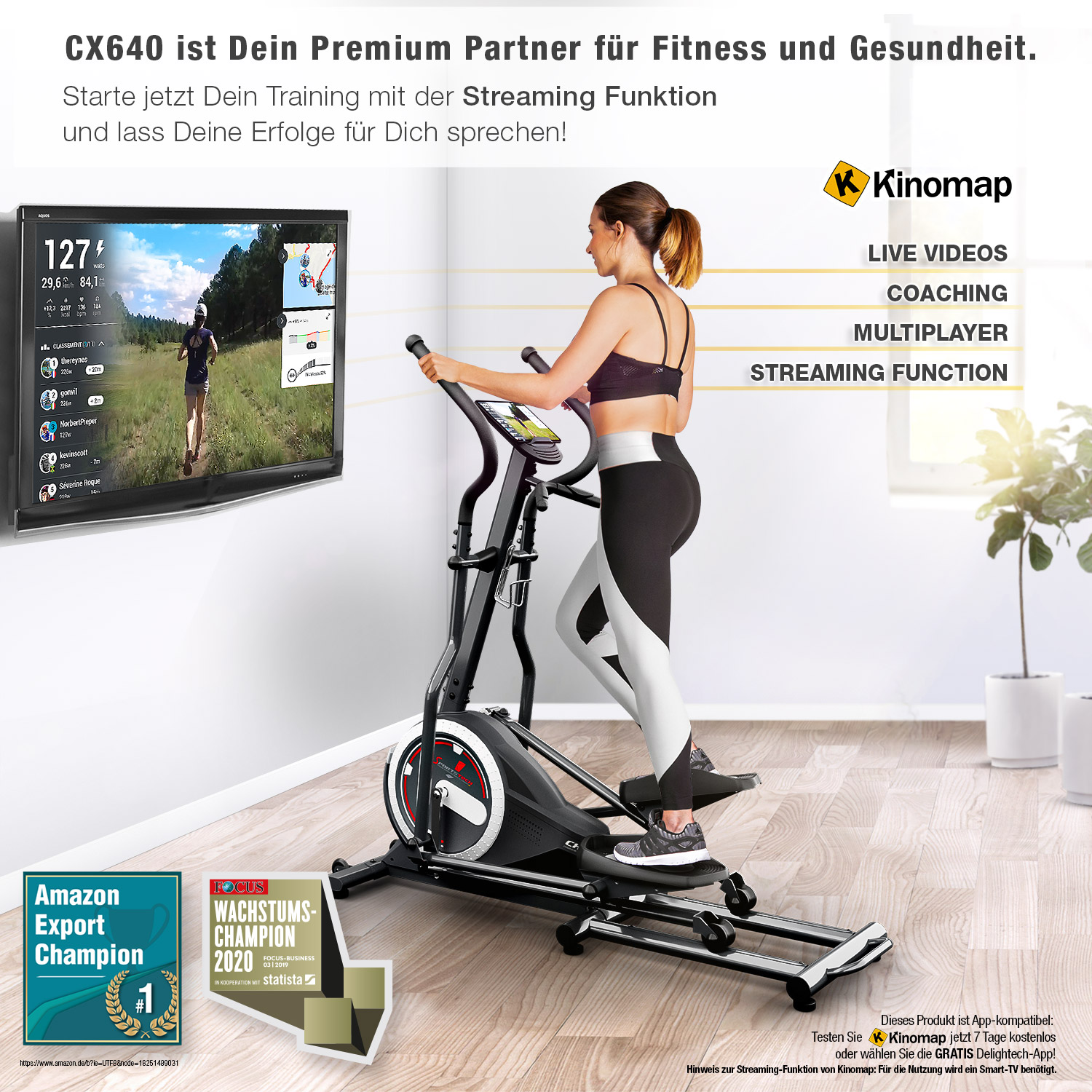 cx640-streaming-function